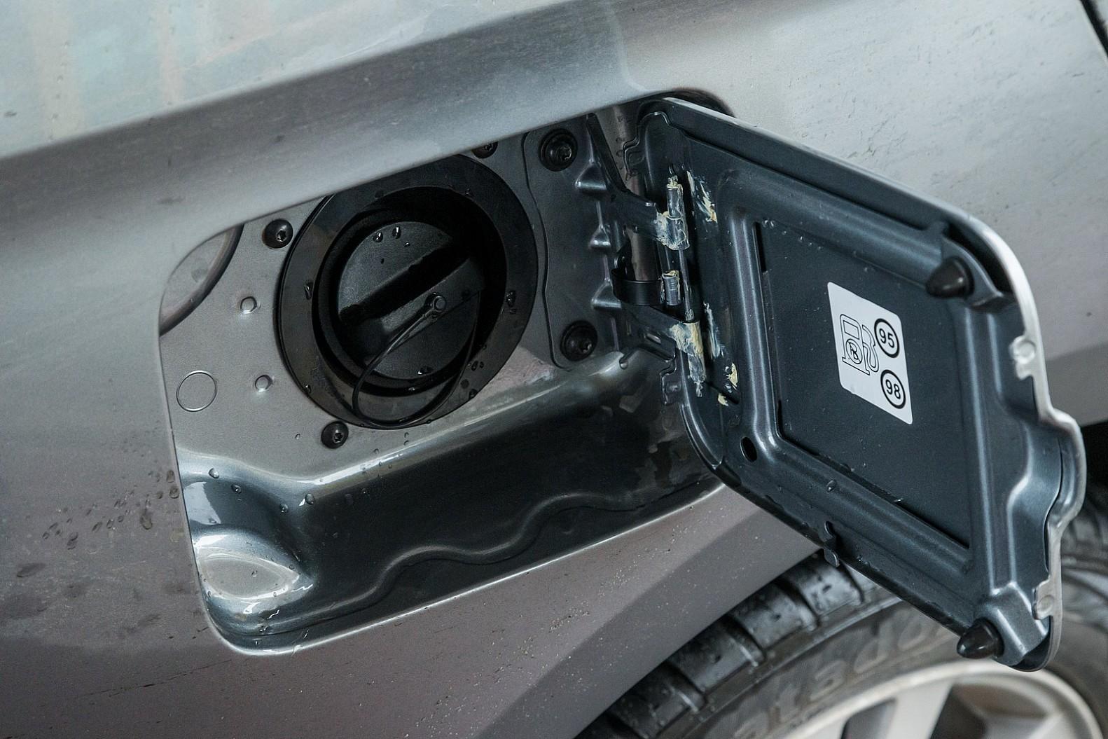 Lada Vesta какой бензин использовать