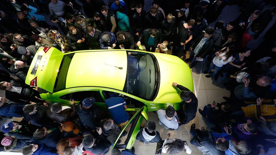 Lada Vesta Night старт продаж